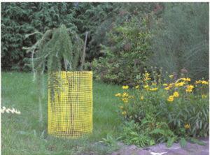 Siatka plastikowa ogrodzeniowa