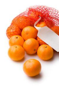 siatka do pakowania pomarańczy
