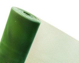 Siatka-plastikowa-rolka-oczko-rombowe-zielona