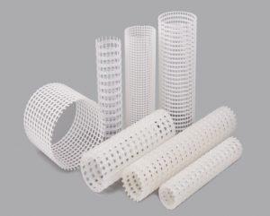 siatki z tworzywa sztucznego na filtry