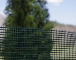 Siatka plastikowa tymczasowe ogrodzenie