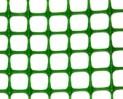 Siatka plastikowa rabatowa oczko kwadratowe
