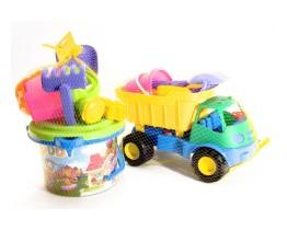 Siatka do pakowania zabawek